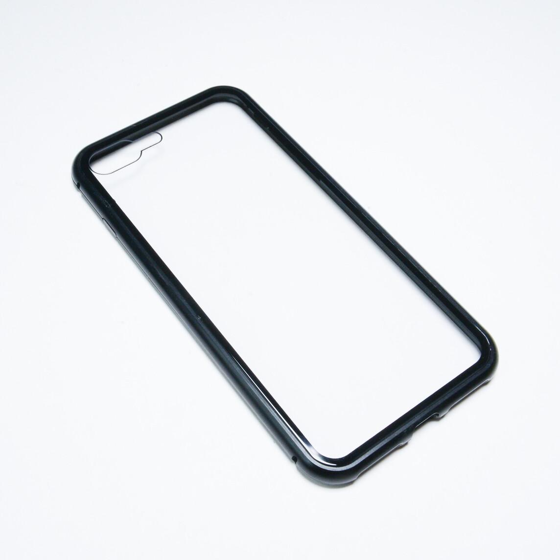Estuche EL REY Magnetico Negro - Iphone 6