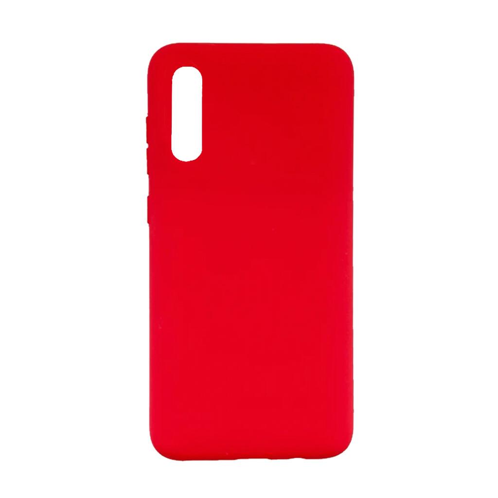 Estuche EL REY Silicon Rojo A30S /A50S