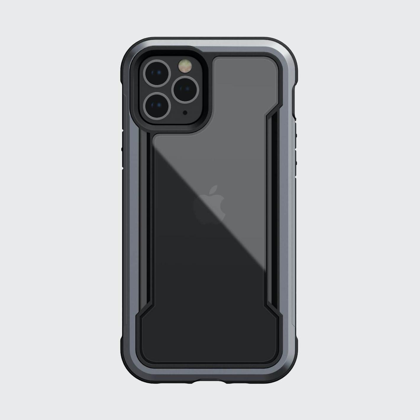 Estuche XDORIA Raptic Shield Negro - IPHONE 12 MINI 5.4