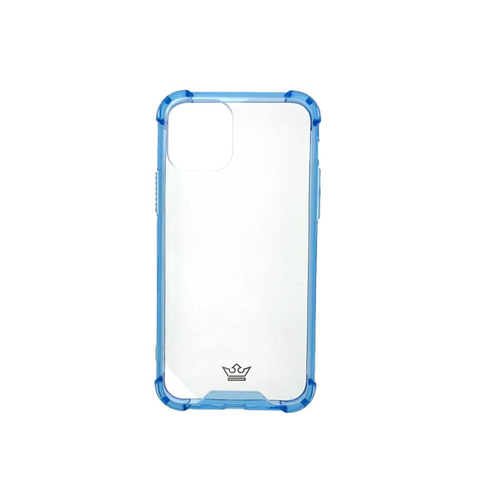 Estuche EL REY Hard Case Reforzado Azul - IPHONE 11 PRO MAX (6.5)