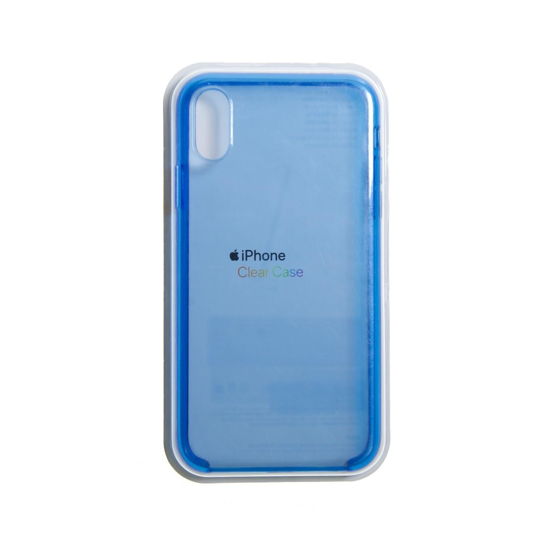 Estuche APPLE Transparente Celeste - IPHONE 7   8 PLUS