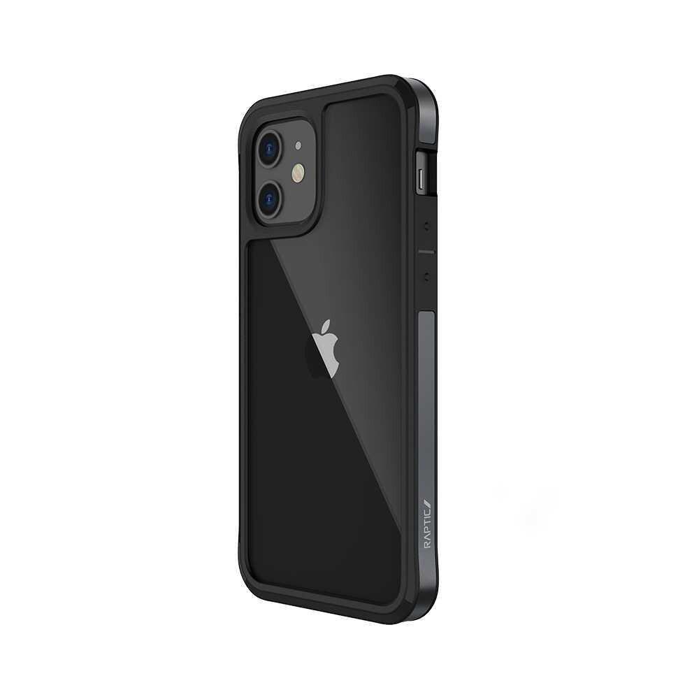 Estuche XDORIA Raptic Edge Negro IPHONE 12 MINI 5.4