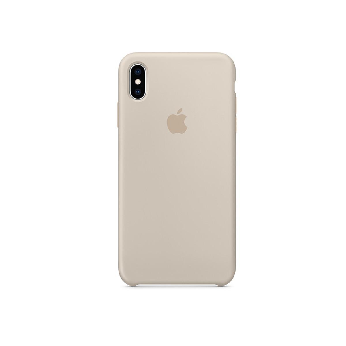 Estuche APPLE Original (Stone) IPHONE XS MAX (6.5)