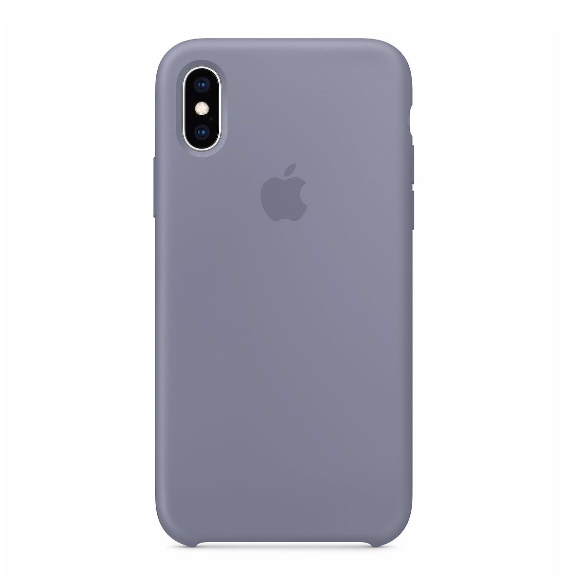 Estuche APPLE Original Lavender Gris IPHONE XS (5.8)