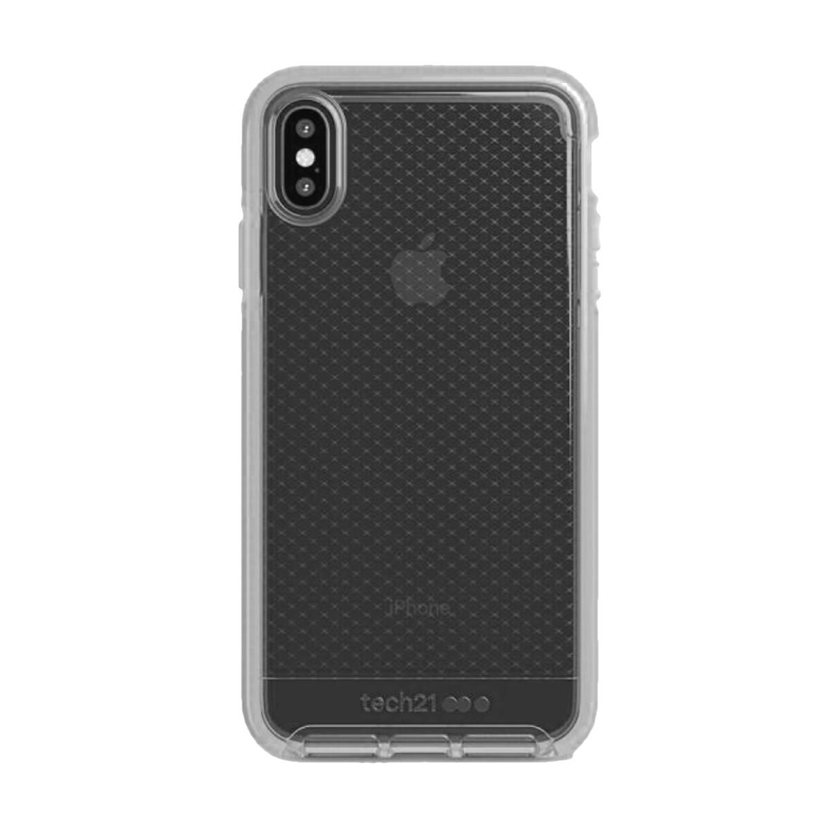Estuche TECH21 Evocheck  Blanco IPHONE XS MAX (6.5)
