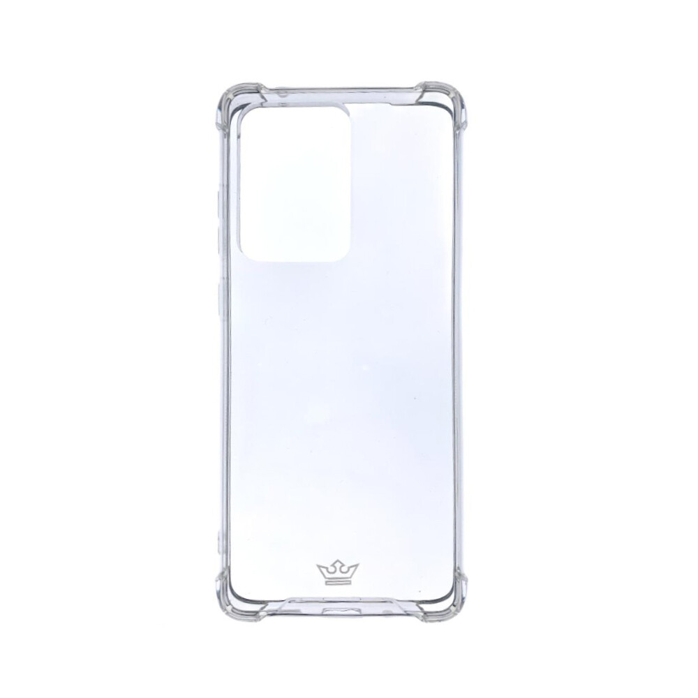 Estuche EL REY Hard Case Flexible Reforzado Transparente - SAMSUNG S20 ULTRA