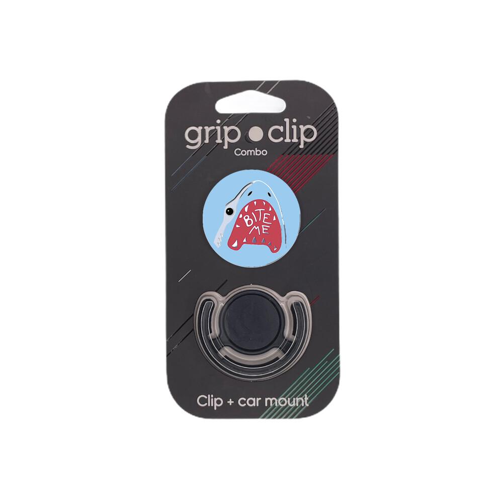 GRIP CLIP Tiburon Bite me