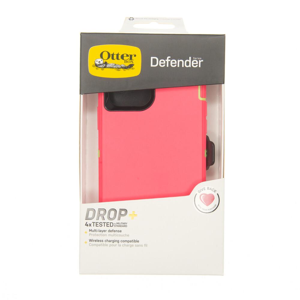 Estuche OTTERBOX Defender  Fucsia / Verde - IPHONE 11 PRO (5.8)