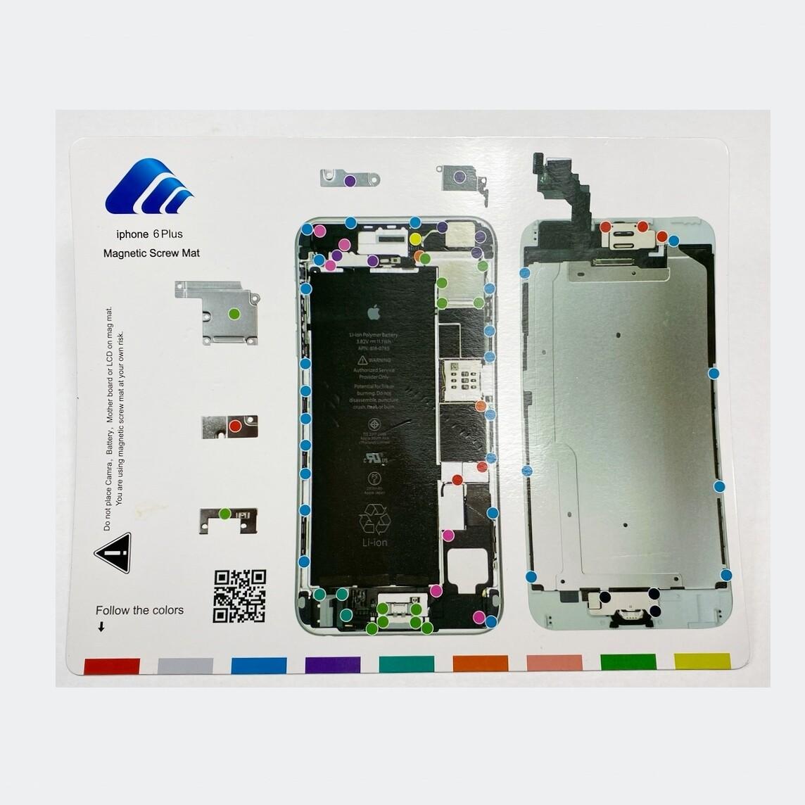 Pad magnético estilo  iPhone 6 plus