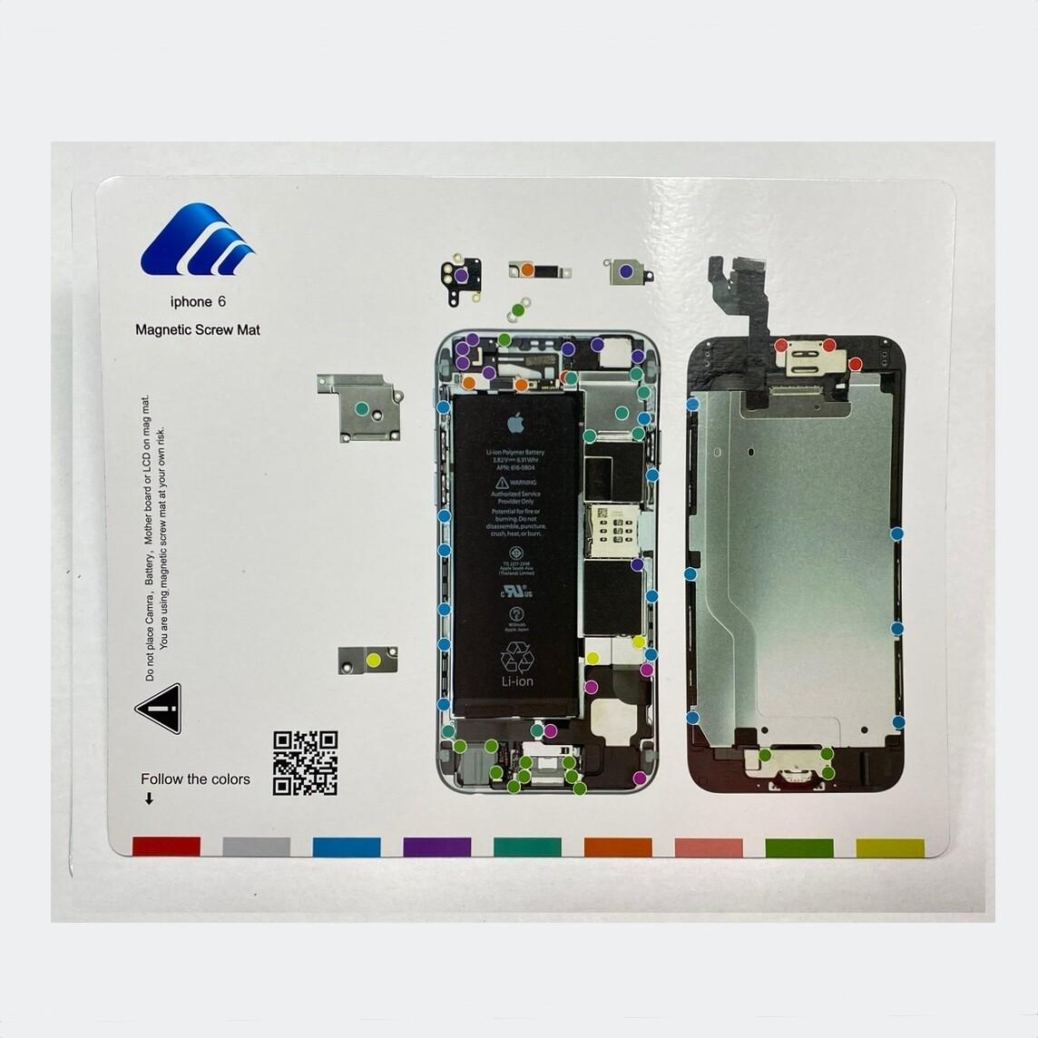 Pad magnético estilo  iPhone 6
