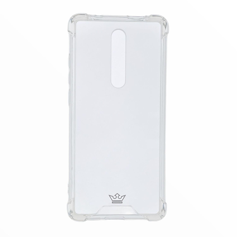 Estuche EL REY Hard Case Reforzado transparente - XIAOMI 9T