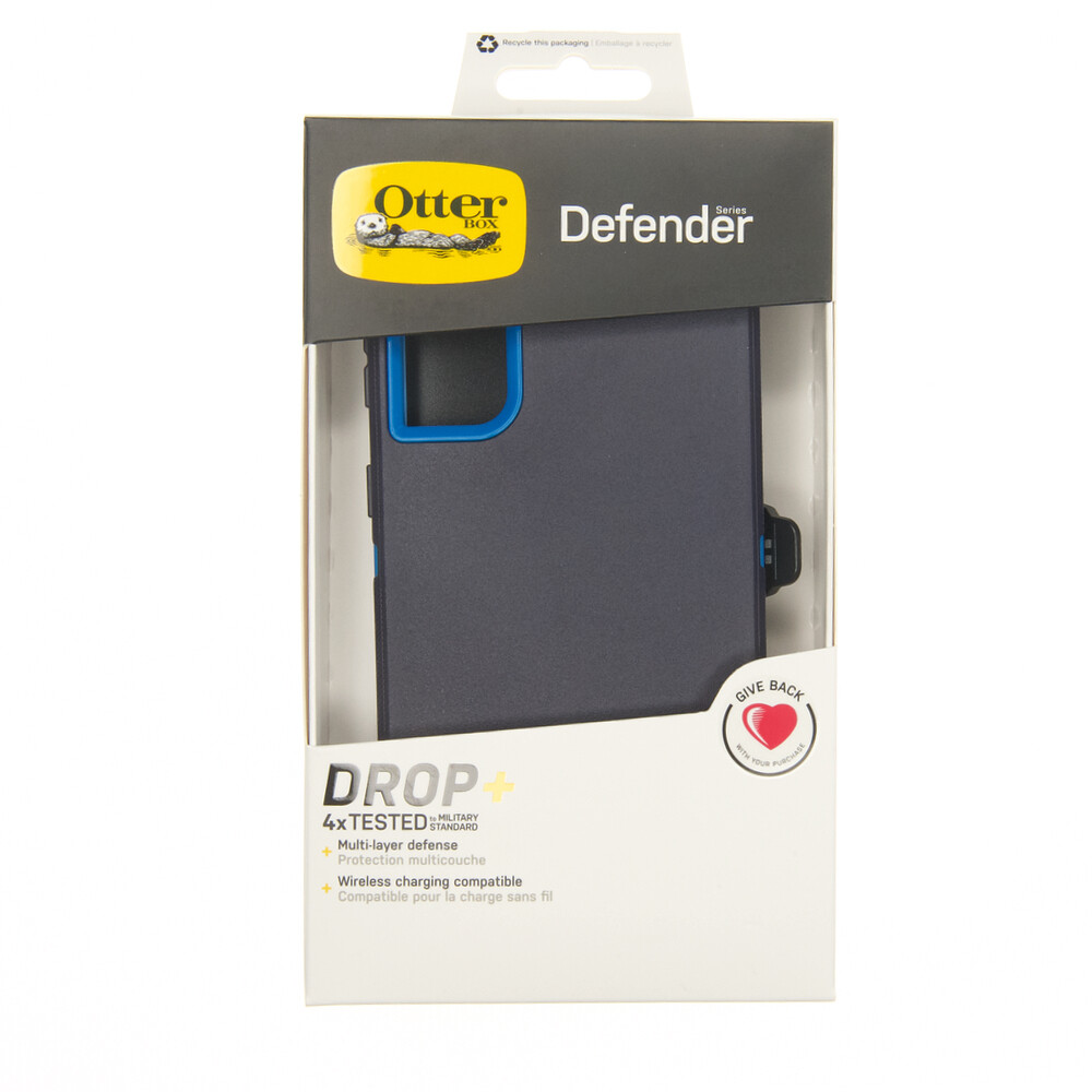 Estuche OTTERBOX Defender Azul - SAMSUNG S21 PLUS