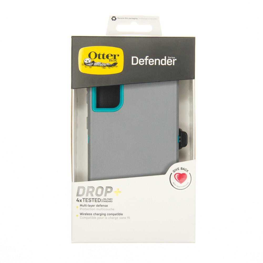 Estuche OTTERBOX Defender Gris / Menta - SAMSUNG A52