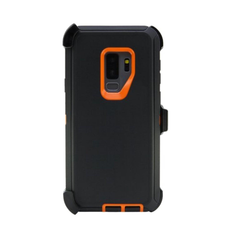 Estuche OTTERBOX Defender - SAMSUNG S9 NEGRO | NARANJA