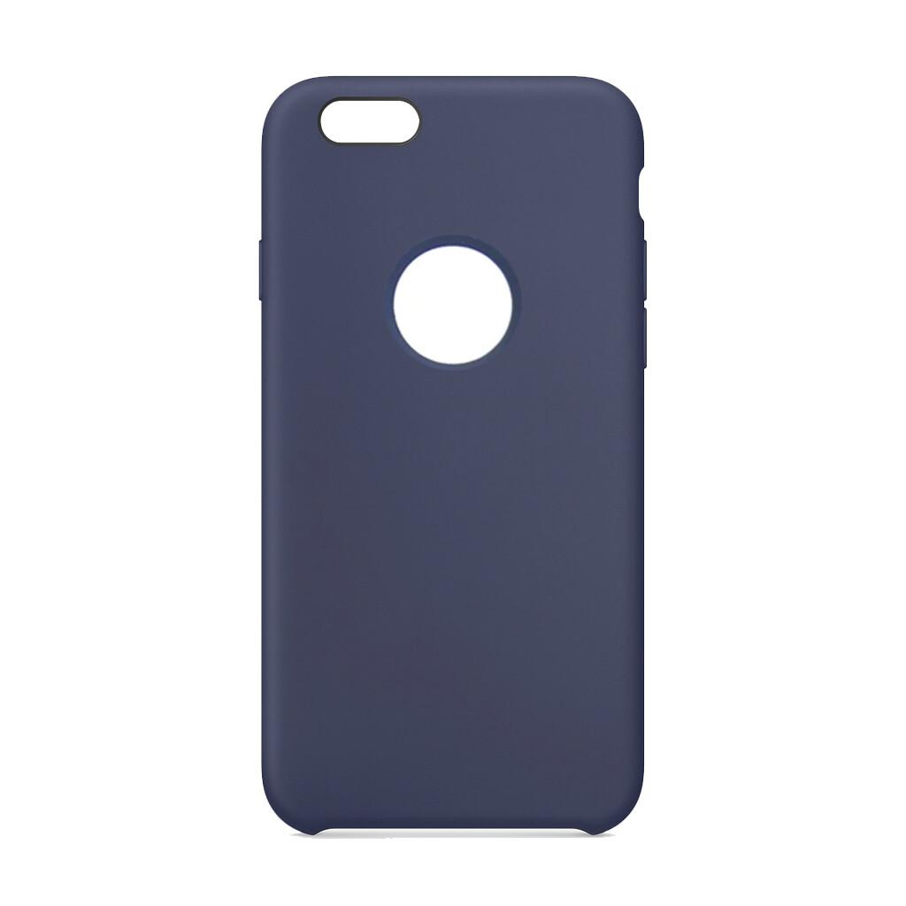 Estuche EL REY Silicon Azul  Iphone 6 Plus