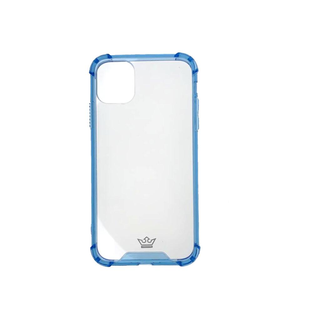 Estuche EL REY Hard Case Reforzado Azul - IPHONE 11 (6.1)