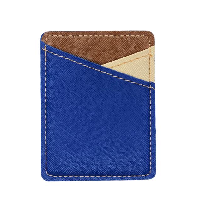 GEN Porta Tarjeta Liberty Azul