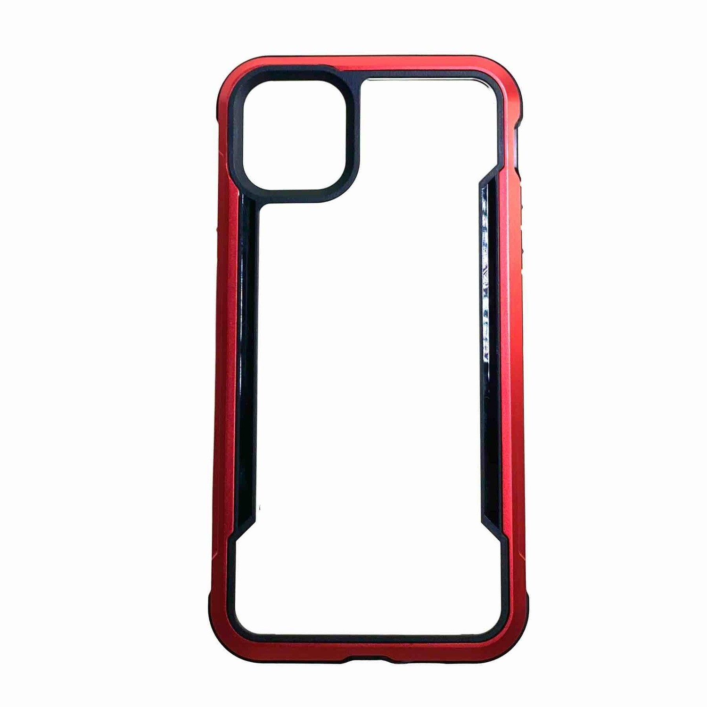 Estuche XDORIA X Doria Shield Rojo - IPHONE 11 PRO (5.8)