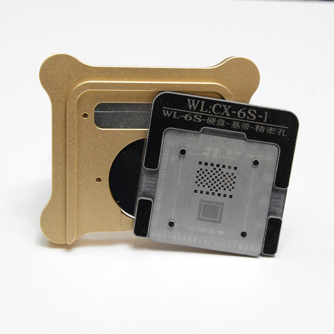 Stencil nand iPhone 6s-6s plus con base magnetica