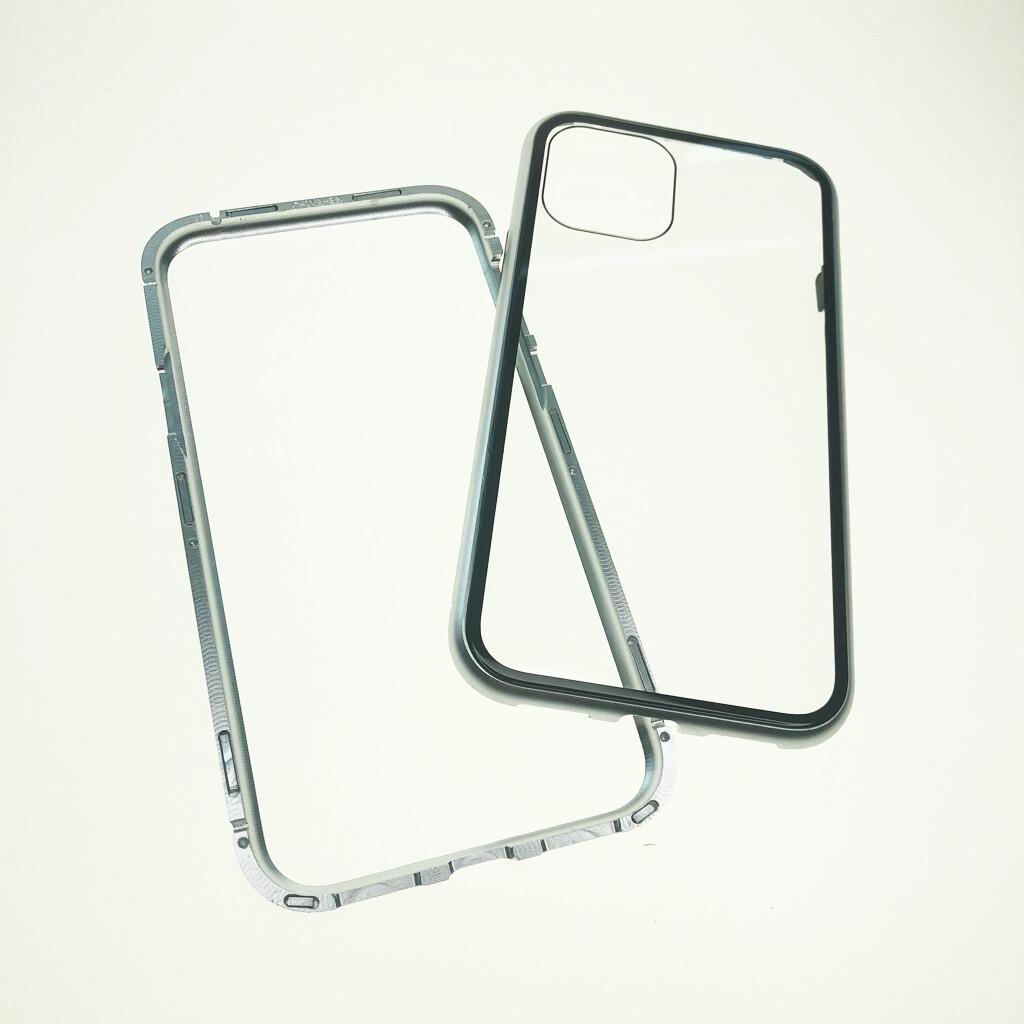 Estuche EL REY Magnetico Gris Iphone 11 Pro Max-