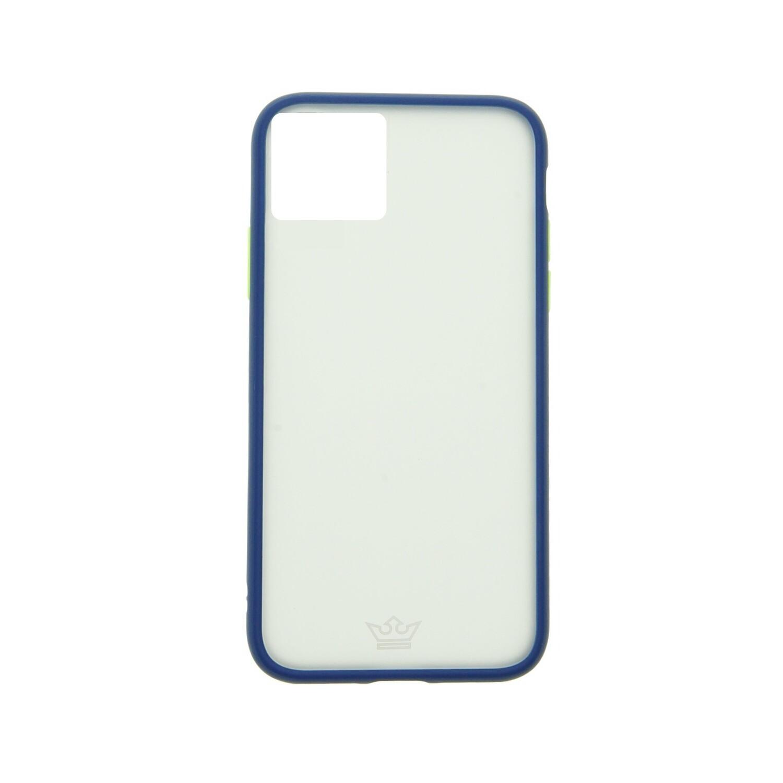 Estuche EL REY Hard Case Marco Azul/Humo - IPHONE 11 PRO (5.8)