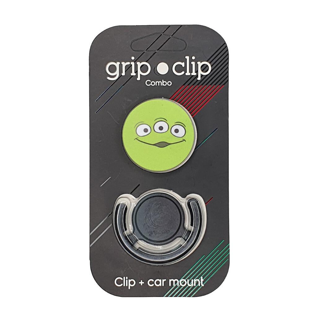 GRIP CLIP 3 Ojos-