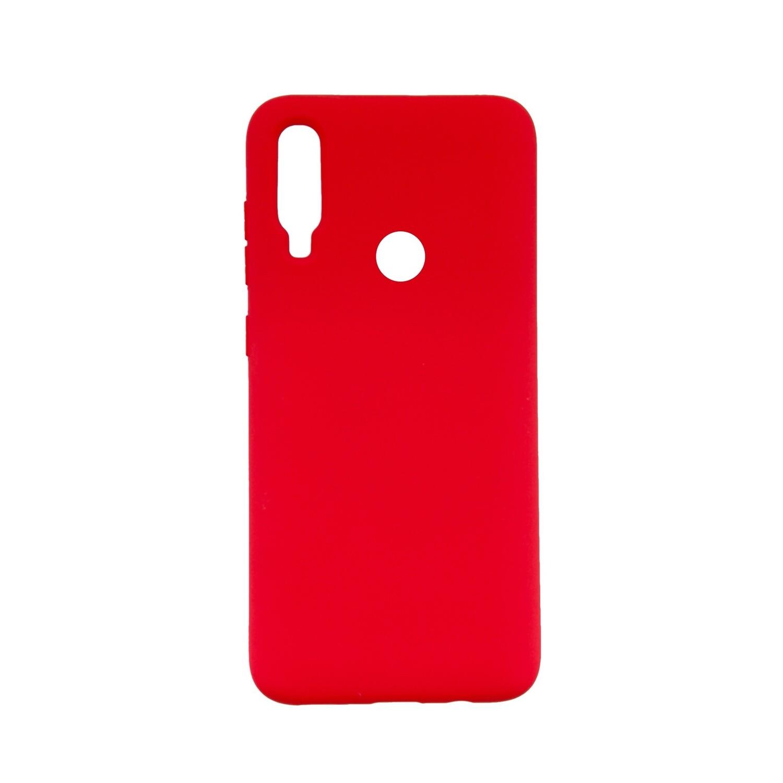 Estuche EL REY Silicon  Rojo - Huawei Y9 2019