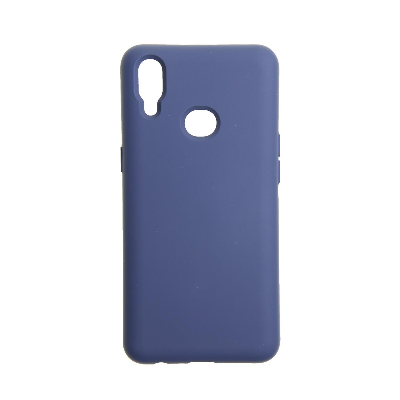 Estuche EL REY Silicon  Azul Marino  Huawei Y7 2019