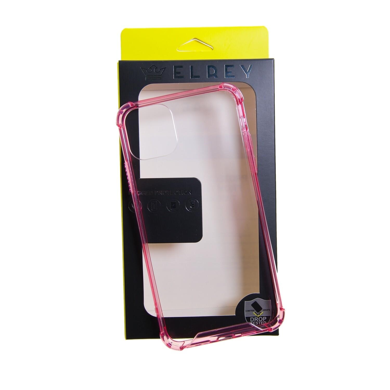 Estuche EL REY Hard Case Reforzado Fucsia IPHONE 11 PRO (5.8)