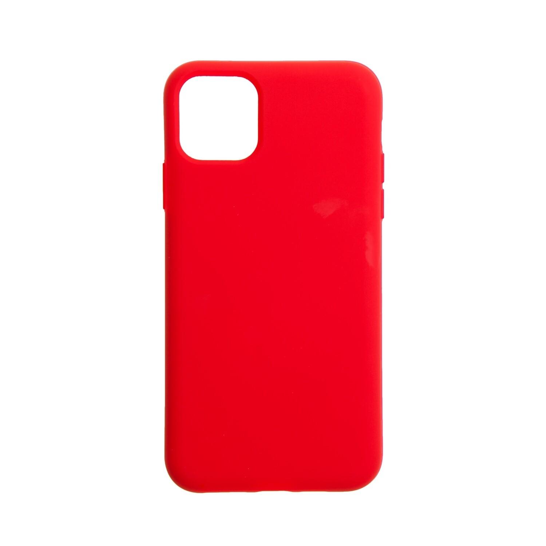 Estuche EL REY Silicon Rojo  - Iphone 11 Pro Max