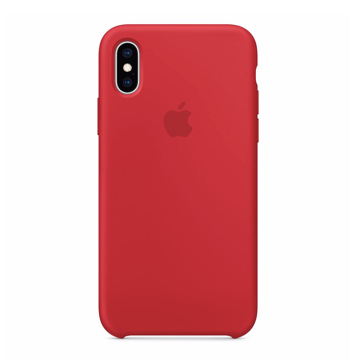 Estuche APPLE Original Rojo IPHONE XS (5.8)