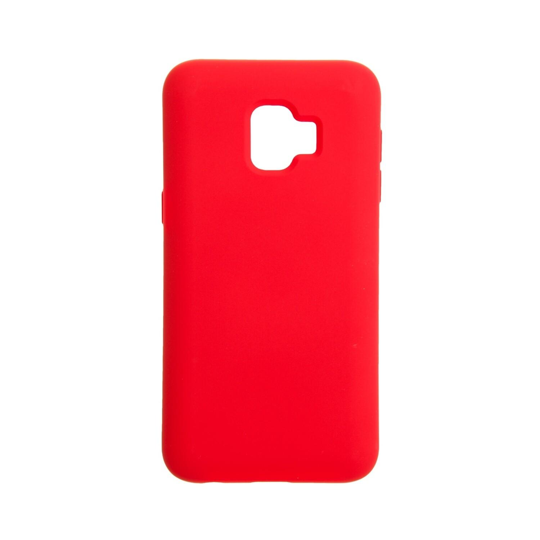Estuche EL REY Silicon  Rojo  Samsung J2 Core