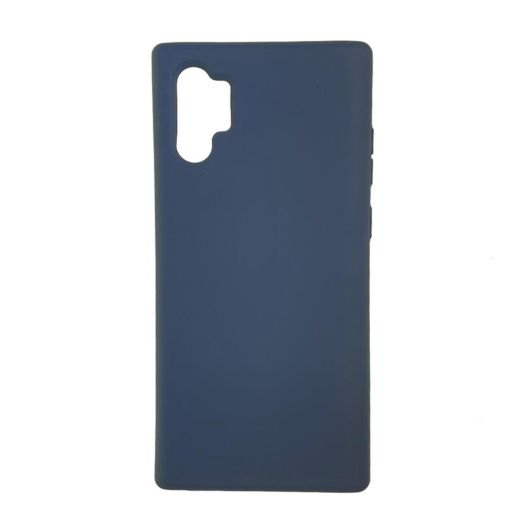 Estuche EL REY Silicon  Azul Marino - Note 10