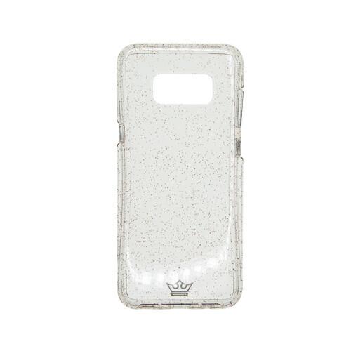 Estuche EL REY Glitter SAMSUNG S8 PLUS ROSADO