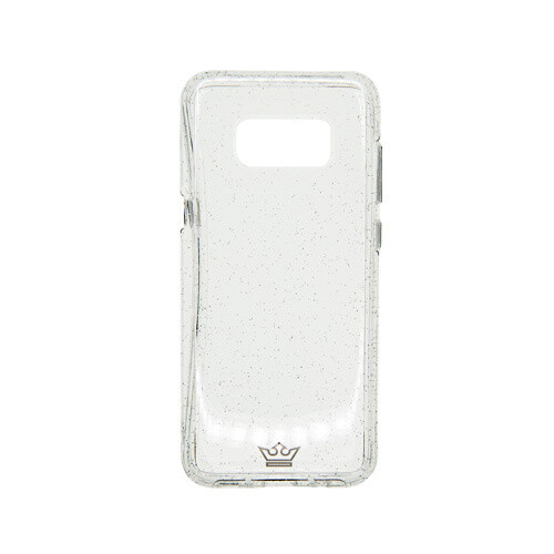 Estuche EL REY Glitter SAMSUNG S8 PLUS GRIS