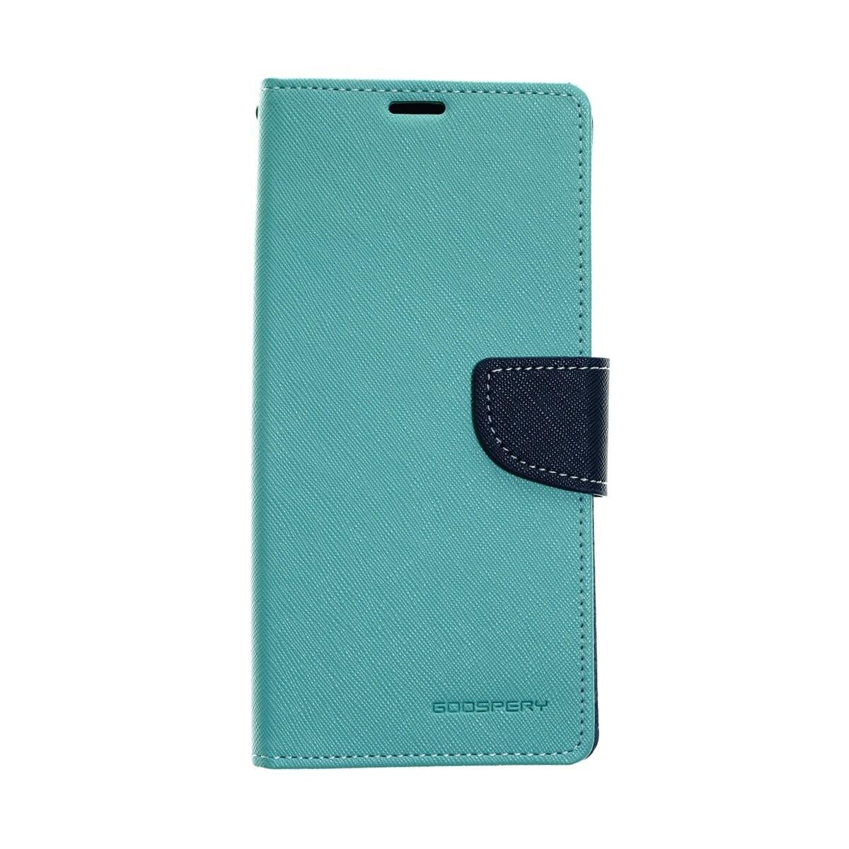 Estuche GOOSPERY Fancy Diary Menta /Azul Marino SAMSUNG S9