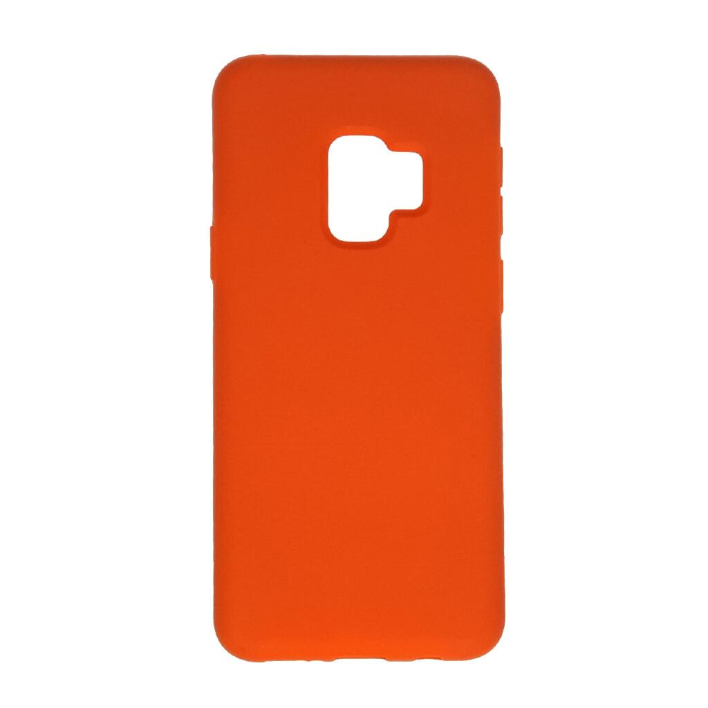Estuche EL REY Silicon - Naranja S9