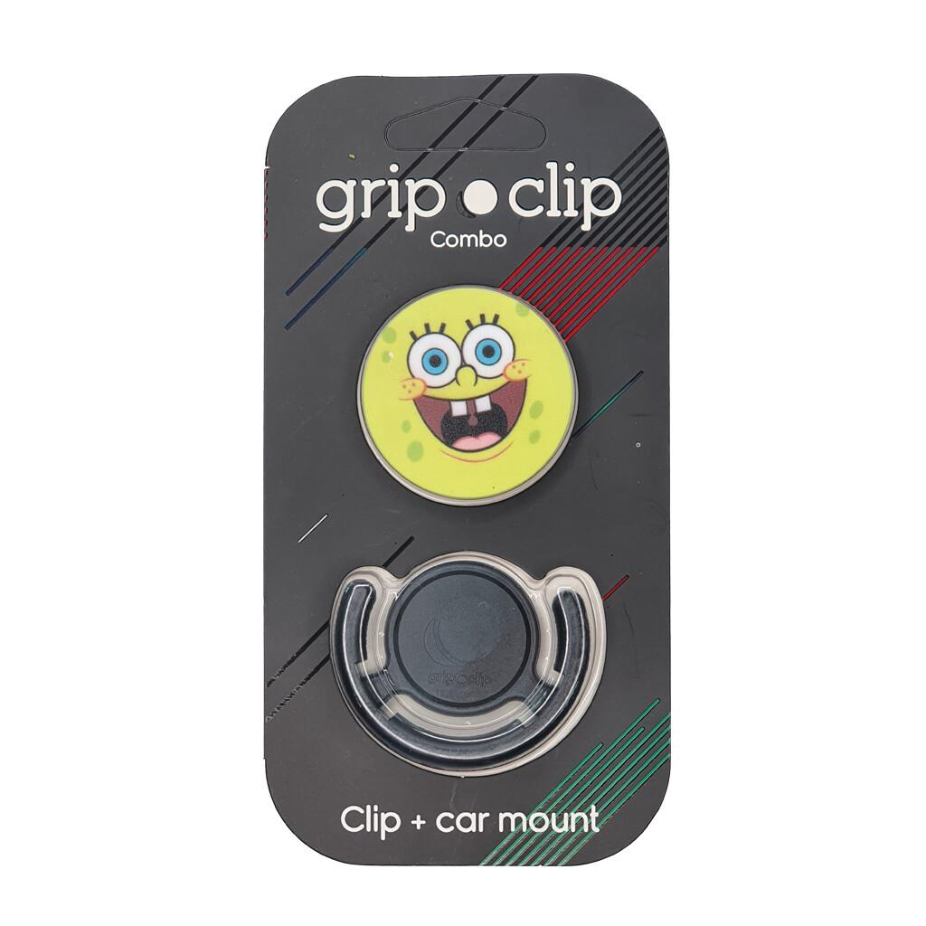 GRIP CLIP Bob Esponja-