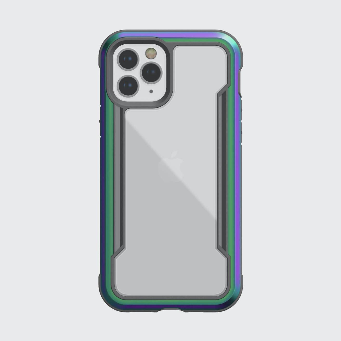 Estuche XDORIA Raptic Shield Tornazol - IPHONE 12 MINI 5.4