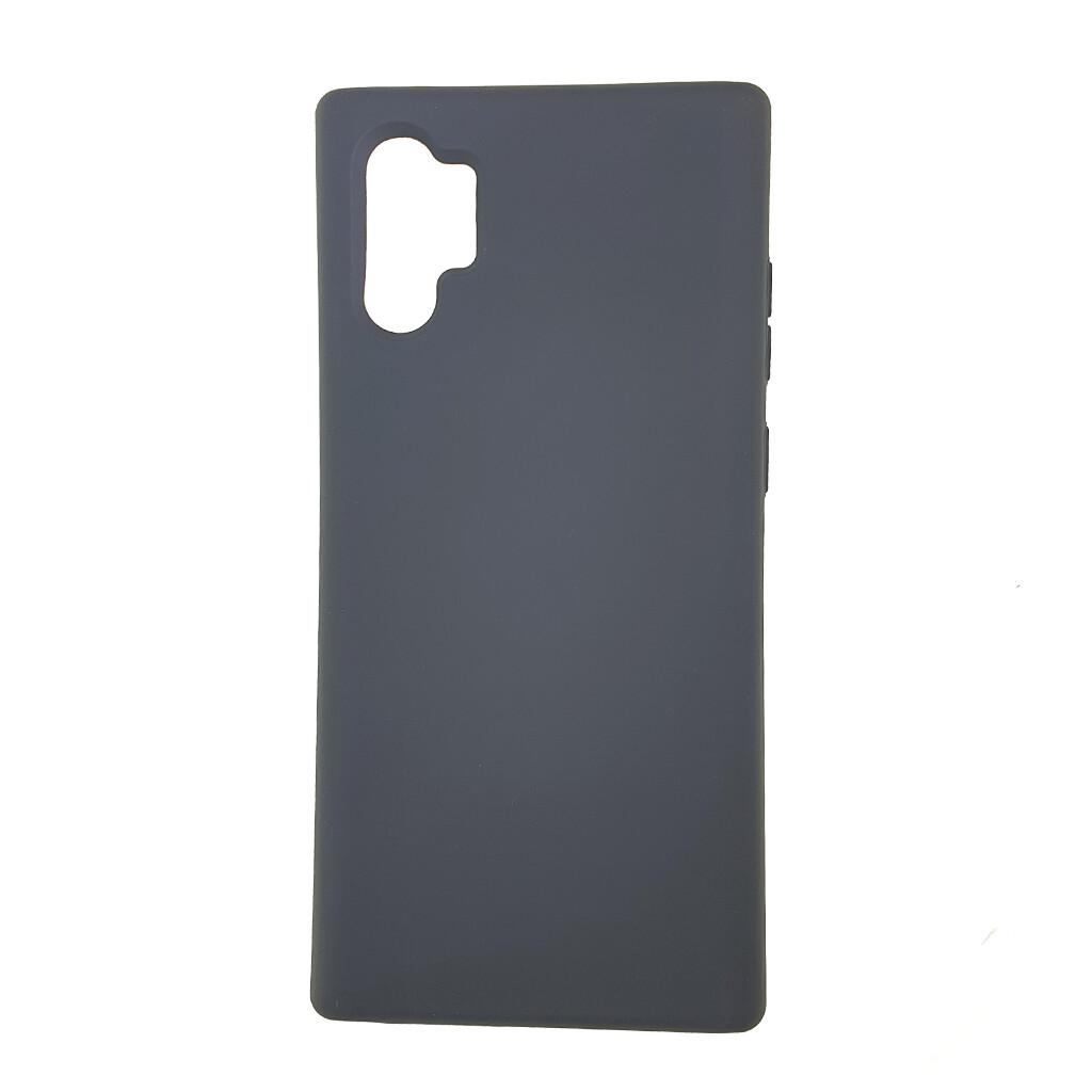 Estuche EL REY Silicon  Gris - Note 10 Plus