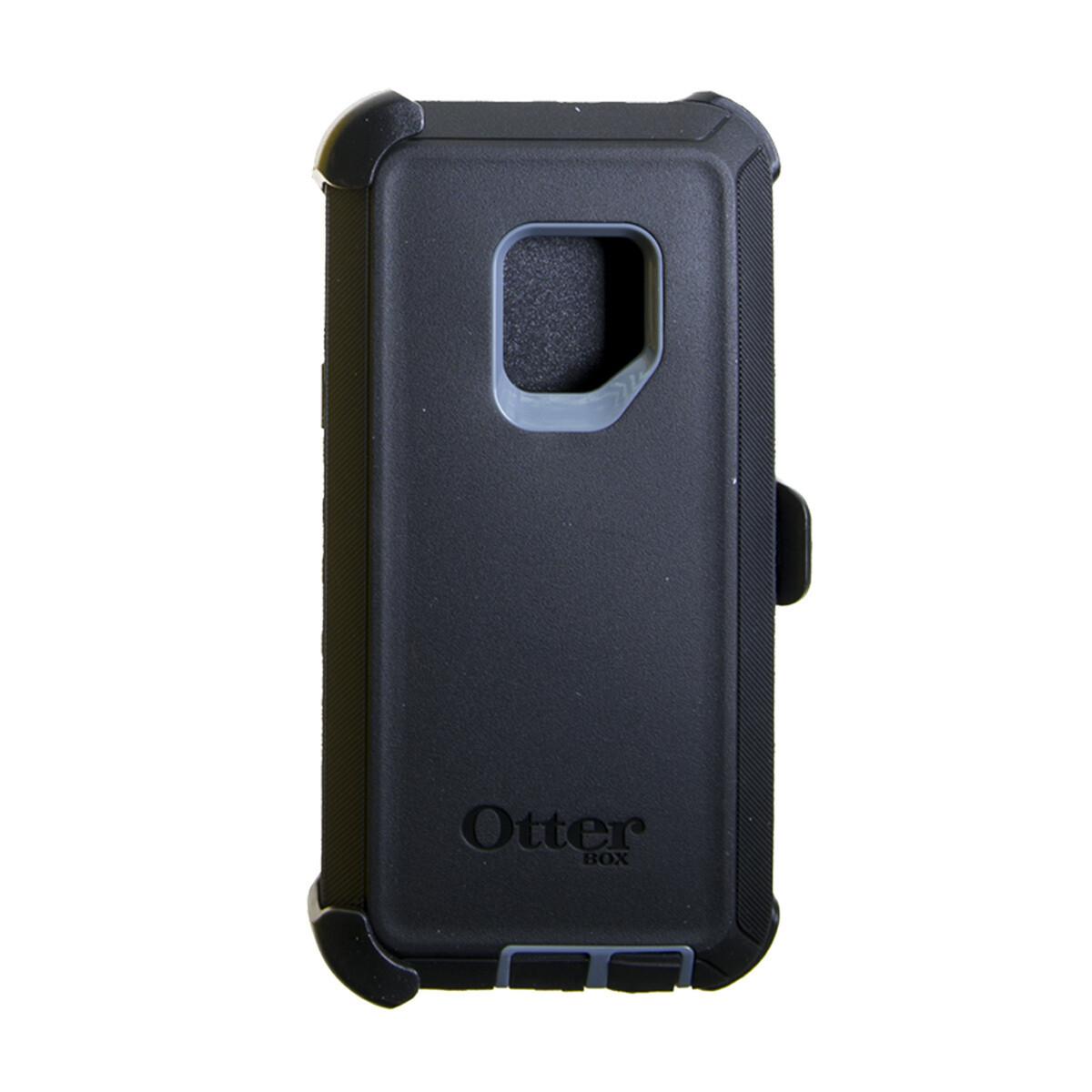 Estuche OTTERBOX Defender SAMSUNG S9 PLUS NEGRO | GRIS