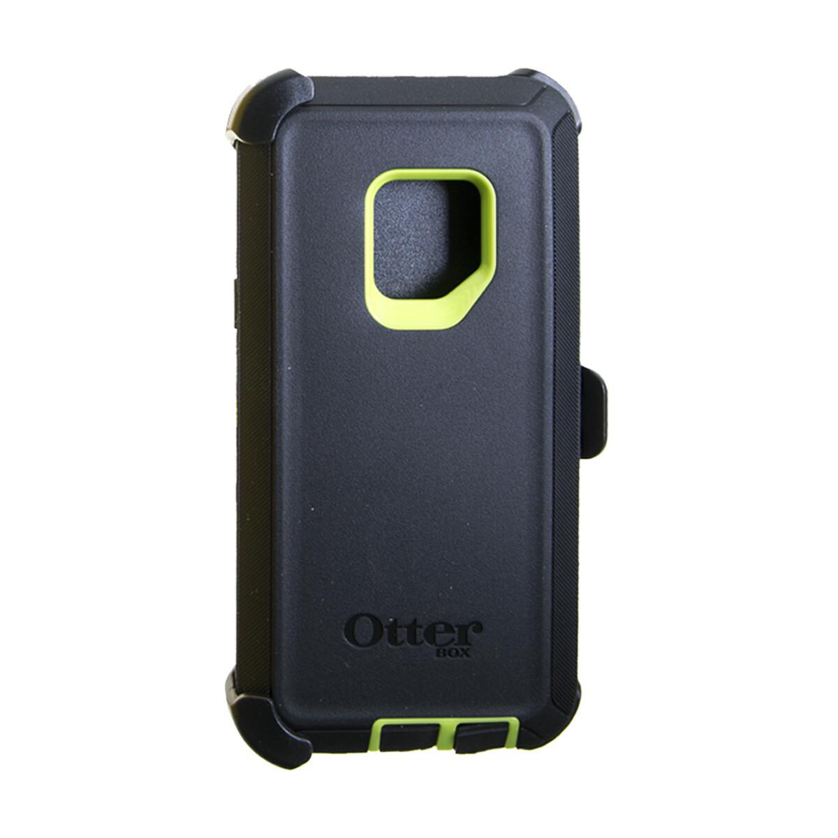 Estuche OTTERBOX Defender SAMSUNG S9 PLUS NEGRO | VERDE