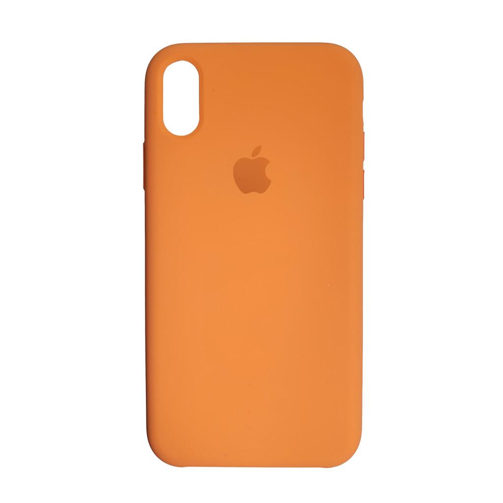 Estuche EL REY Silicon Duro  Papaya  Iphone Xr