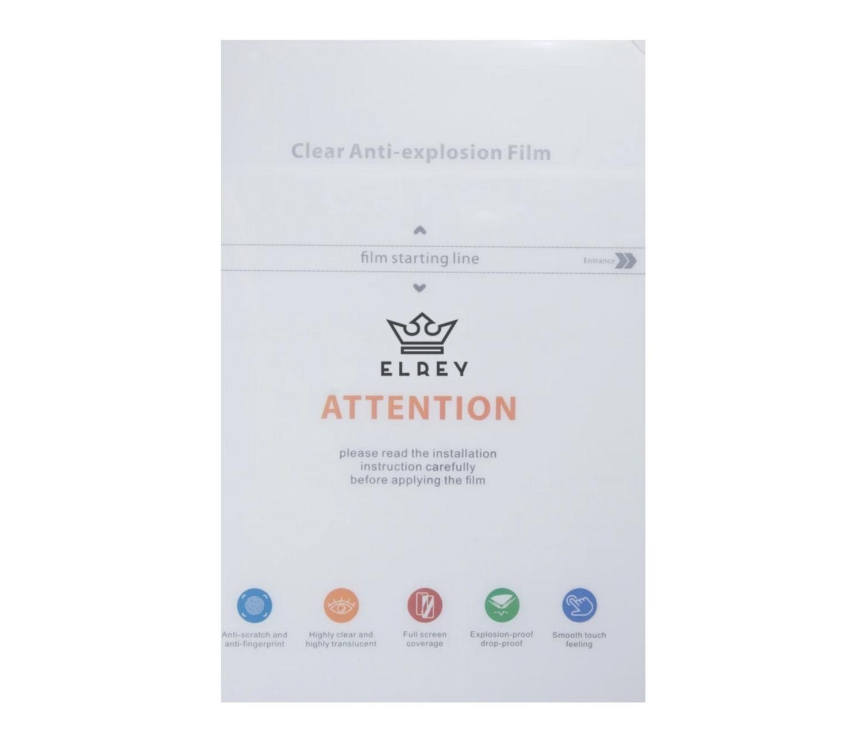 EL REY Film Nano   Flexible Self  Restore Personalizado Cabado Transparente OLD