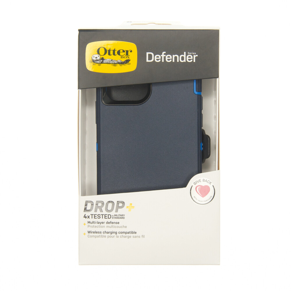 Estuche OTTERBOX Defender Azul - IPHONE 12 / PRO 6.1