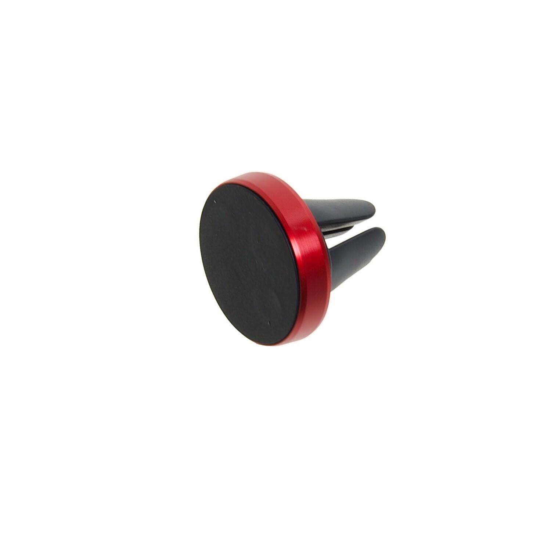 GEN Magneticos Para Sujetar Celular Y Usarlo En El Carro GADGET ROJO