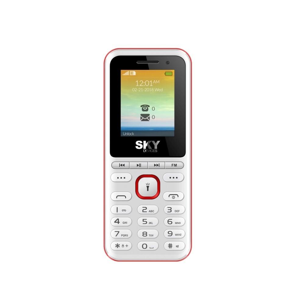 Cel SKY Music - Blanco Rojo