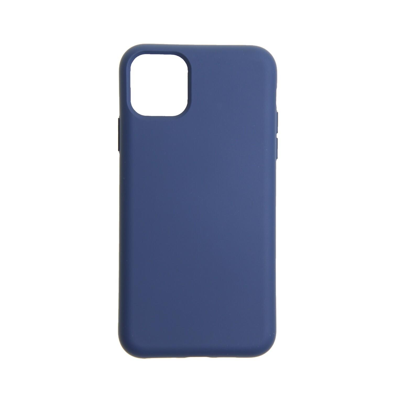 Estuche EL REY Silicon   Azul Marino  Iphone 11 Pro Max