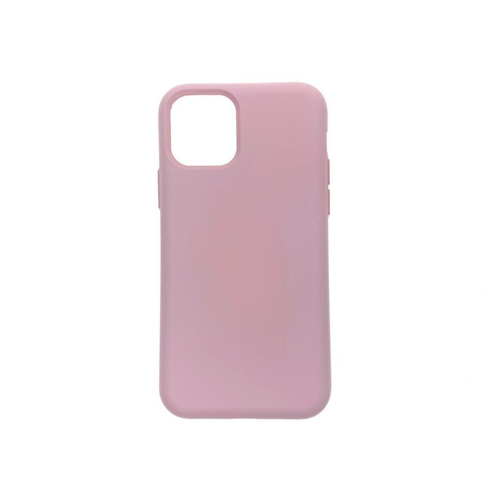 Estuche EL REY Silicon  - Iphone 11 Pro Rosado Palido