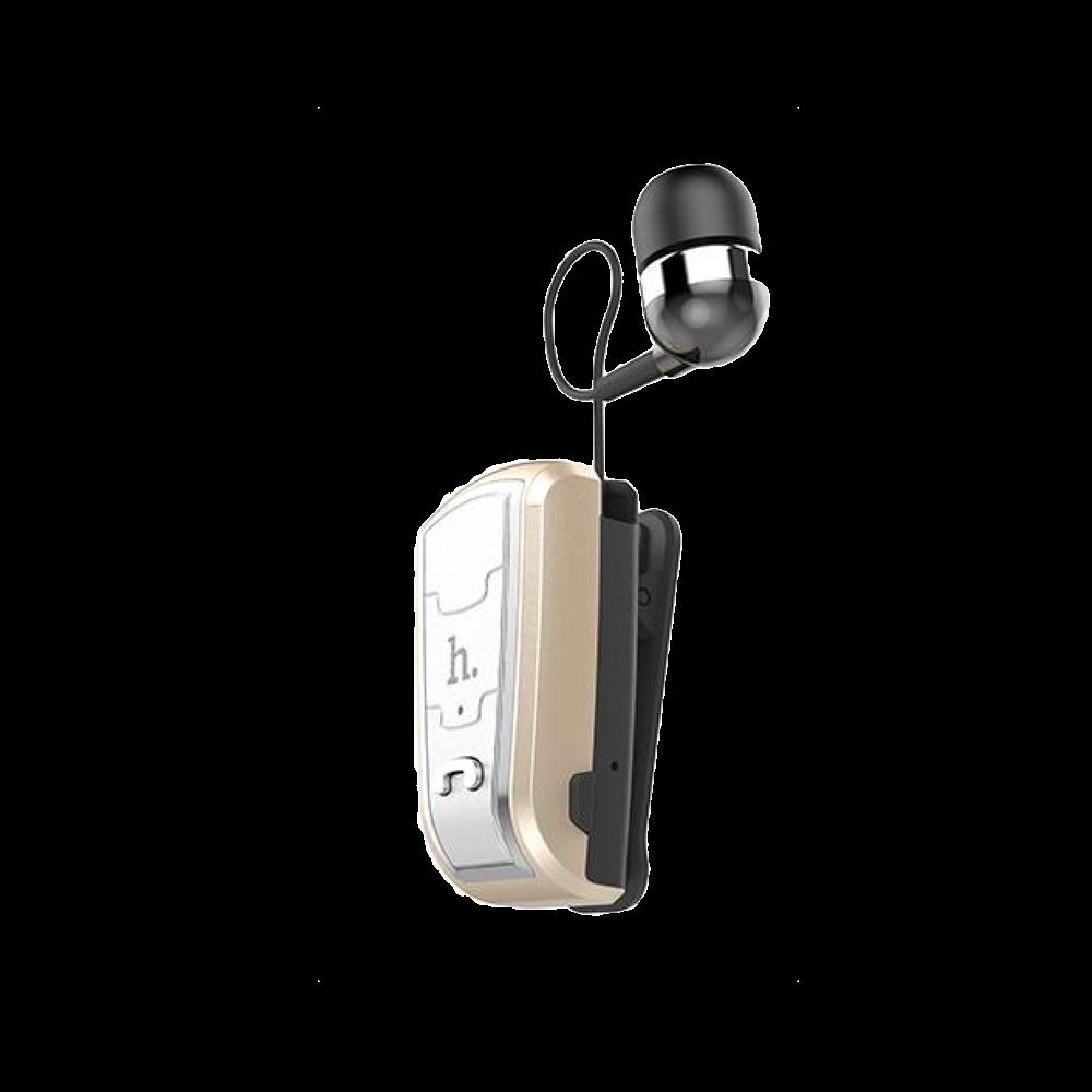 Audifonos HOCO Hoco E4 Bluetooth V4.0 Retráctil Con Clip Auriculares